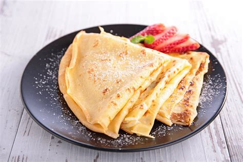 cuisine cepes breakfast crepes recipe epicurious com