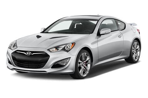 2018 Hyundai Genesis Coupe Reviews And Rating Motor Trend