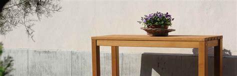 mobilier de jardin en robinier faux acacia salon de