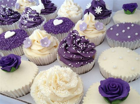 Wedding Cupcake Decorations Ideas Elitflat