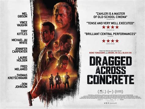 trailer poster   craig zahlers dragged