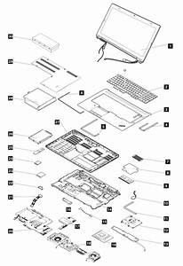 System Service Parts - Thinkpad P70