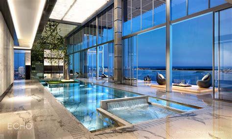 modern sofa bed toronto 5 stunning miami penthouses with pool