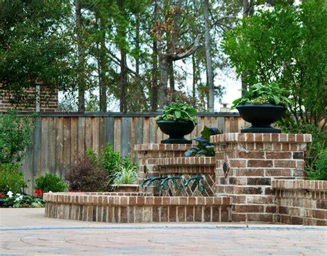 orleans style backyard garden