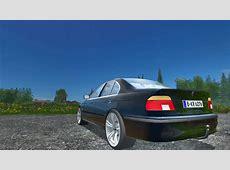 BMW E39 Series 5 V 10 for LS15 Farming Simulator 2015