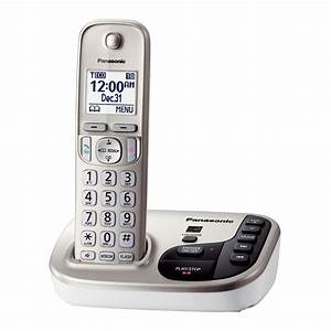 Panasonic Cordless Telephone Manuals Phone System