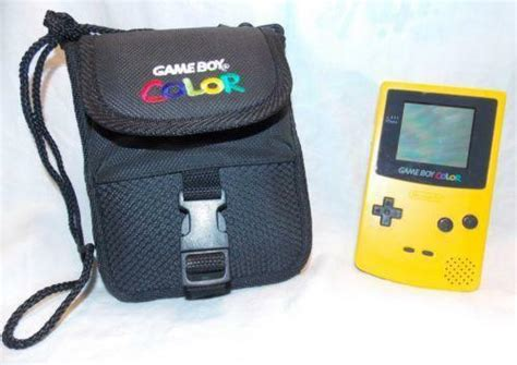 advance the colors gameboy color ebay