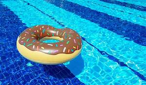 Seven Fantastic Pool Floats