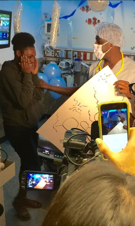 Teen With Cancer Asks Girlfriend To Prom Video