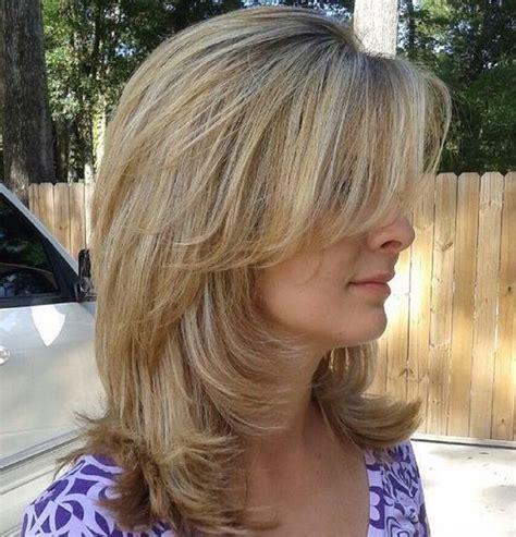 medium haircuts  women ideas  pinterest