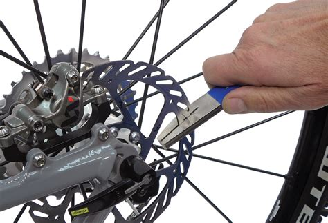 Installing Bicycle Disc Brake Pads