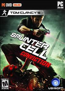 Tom Clancy's Splinter Cell: Conviction Free Download (PC)