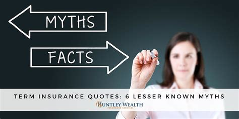 Term Insurance Quotes Term Insurance Quotes We Are Busting The Myths