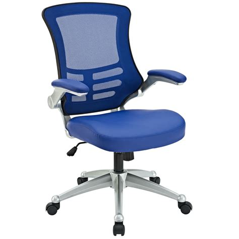 lexmod attainment office chair in black