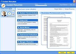 Resume Maker Professional by Top 10 Resume Software To Help You Win Your