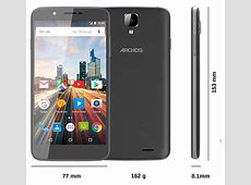 ARCHOS 55 Helium 4G, Smartphones Description