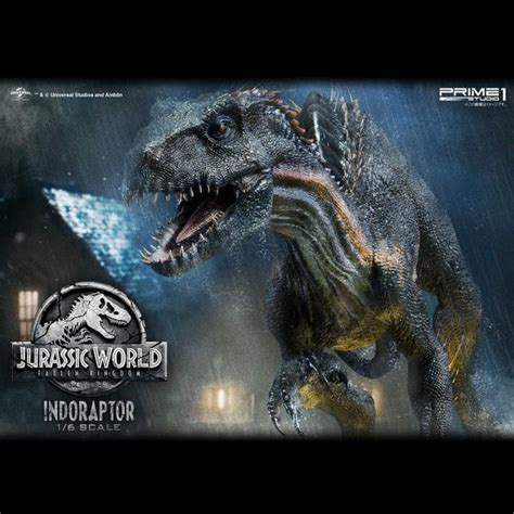 indoraptor chronicle collectibles