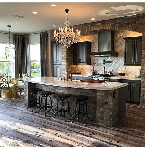 20 beautiful brick and kitchen 100s of kitchen design ideas http com