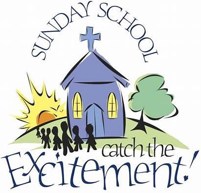 Sunday Church Classes Essential Enjoyable Clip Clipart