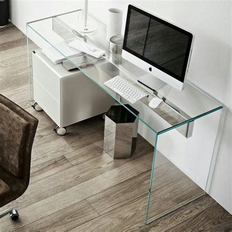 Office Desk Glass Cover by Clear Desk Home Office