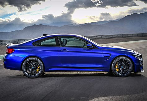 There have been a few minor changes since its release, but no major overhauls to speak of. 2018 BMW M4 CS (F82) - price and specifications