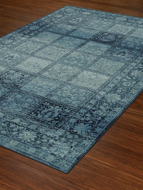 Area Rug Blue by Dalyn Beckham Bc1544 Sky Blue Area Rug Free Shipping