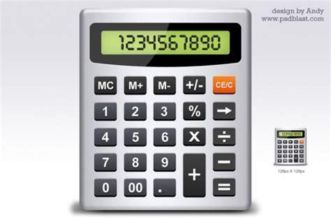 telecharger icone bureau gratuit calculatrice icône psd télécharger psd gratuitement