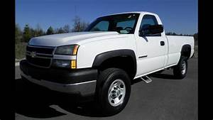 Sold 2007 Chevrolet Silverado 2500 Hd Regular Cab 4x2 121k
