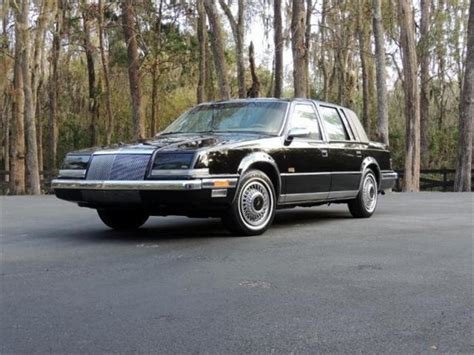 1993 Chrysler Imperial by 1993 Chrysler Imperial Information And Photos Momentcar