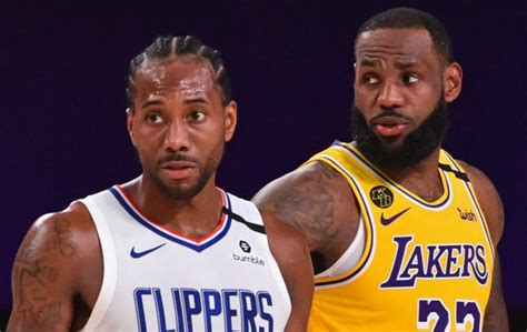 NBA 2020-21 season: Lakers-Clippers clash, Durant's ...