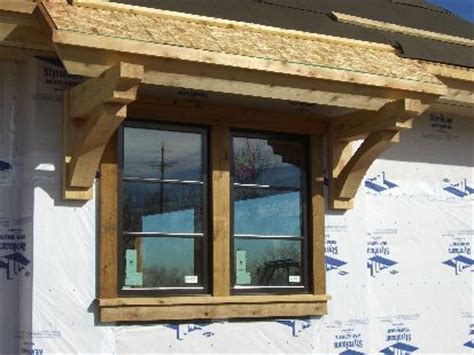 knee braces  corbels images  pinterest exterior homes woodworking  rooftops