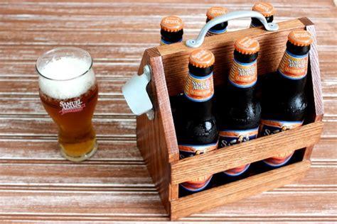 diy beer tote  plans rogue engineer
