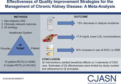 effectiveness  quality improvement strategies