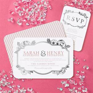 diy banded invitations with template instructions and With diy wedding invitations materials