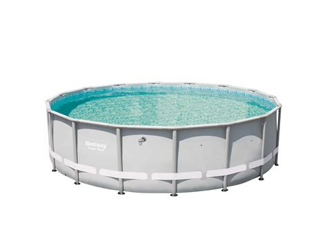 frame pool bestway bestway 16 x 48 quot power steel pro frame above ground swimming pool 13429 ebay