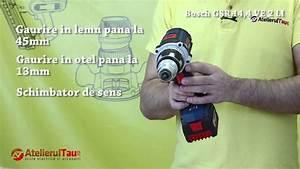 Bosch Gsr 14 4 Ve 2 : masina de gaurit si insurubat bosch gsr 14 4 ve 2 li wunder haff youtube ~ Eleganceandgraceweddings.com Haus und Dekorationen