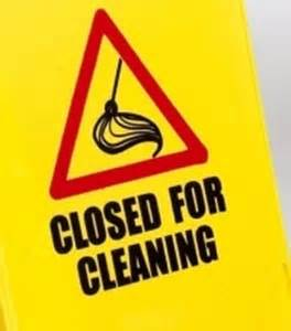 Uk Carpet Manufacturers by Closed For Cleaning A Frame Floor Warning Sign