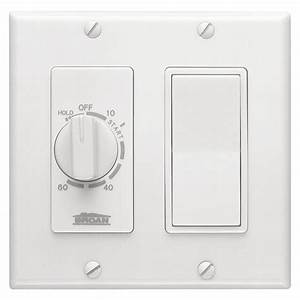 Attic Fan Timer Switch New