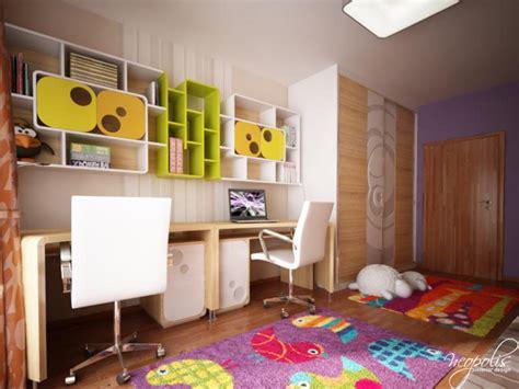 60 Original Children's Bedroom Design Showcasing Vibrant