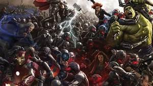 'Avengers 3,' 'Doctor Strange,' 'Captain Marvel' and more ...