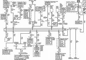 2000 Chevrolet Silverado Diagrams