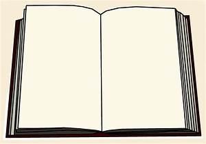 Blank Book Illustration Free Stock Photo - Public Domain ...