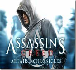 GAMES PONSEL: Assassin's Creed Altair's Chronicles HD apk ...