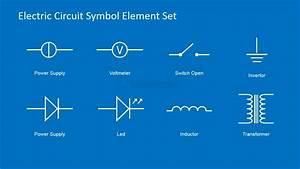 Schematic Circuit Diagram Powerpoint Slide