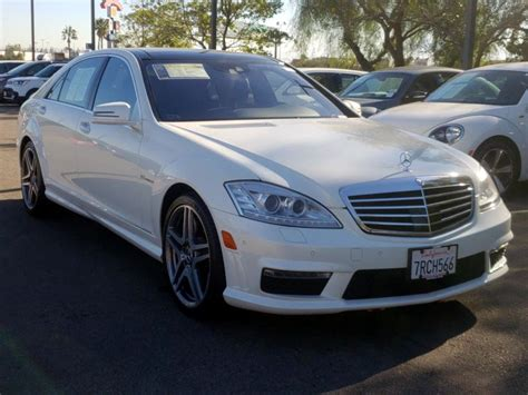 Iseecars.com analyzes prices of 10 million used cars daily. Used Mercedes-Benz S63 AMG for Sale