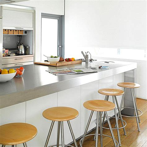 Countertops Stainless Steel - 15 kitchens with stainless steel countertops