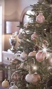 Weihnachtsbaum Pink Geschmückt : pastel christmas christmas ball ornaments pink cream elegance wonderful fir tree candy ~ Orissabook.com Haus und Dekorationen