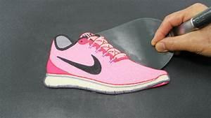 Barbie's Pink Nike Sneakers PANCAKE - Barbie Fashion - YouTube  Nike