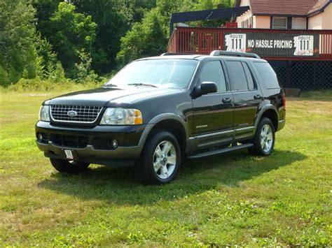 2005 Ford Explorer Xlt Reviews by 2005 Ford Explorer 4dr Xlt 4wd Suv In Hstead Nh Route