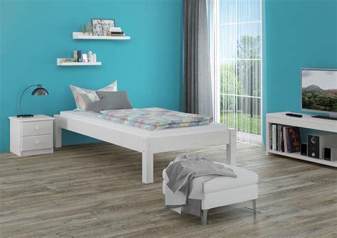 testata futon letto a futon bianco senza testata legno massello 90x200